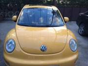 Фосльсфаген BEETLE.2000г, V-1, 8 желтого цвета
